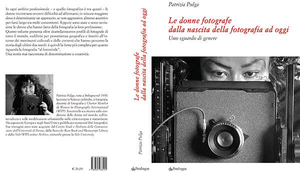 """Copertina del libro """"Le donne fotografe dalla nascita della fotografia ad oggi"""""""